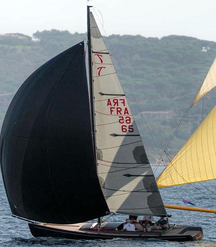 veleiro tradicional