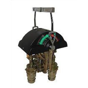 alavanca de comando para motor / pneumática / alavanca múltipla / para navio