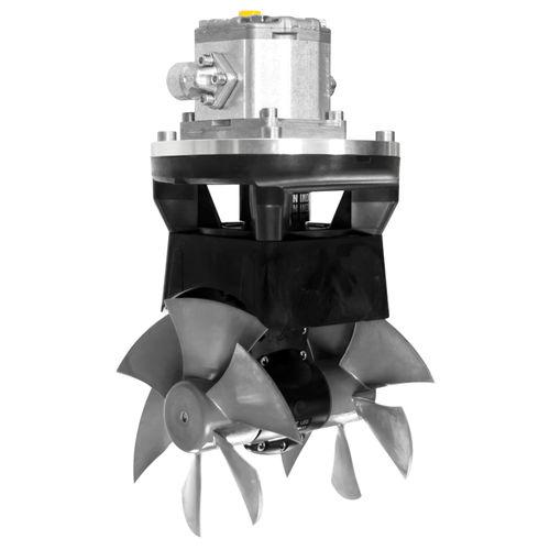 propulsor de proa / de popa / para barco / para iate
