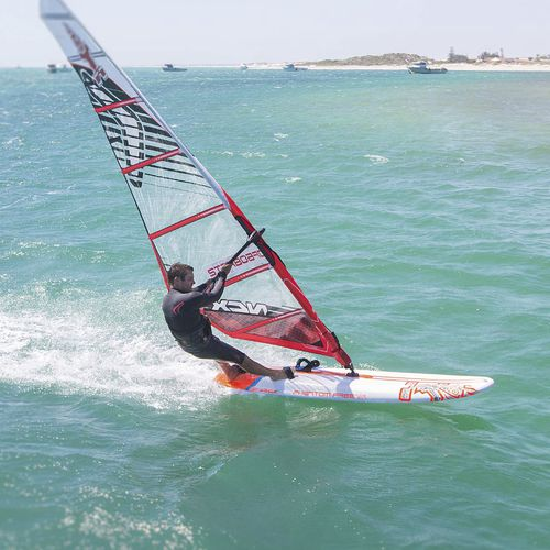 prancha de stand-up paddle longboard / de windsurf