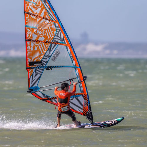 prancha de windsurf de Wave