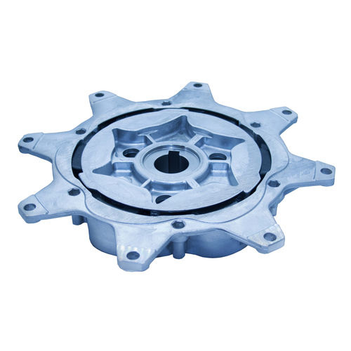 acoplamento mecânico flexível