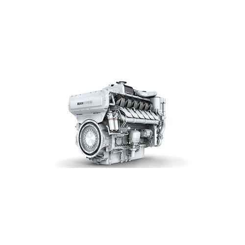 motor a diesel para navio / Tier 1