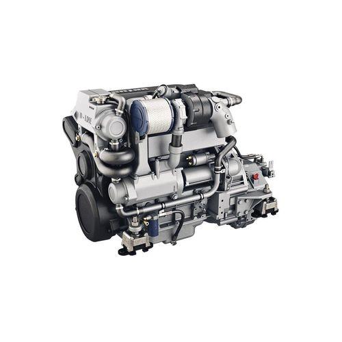 motor de centro / para embarcação de recreio / a diesel / a turbo