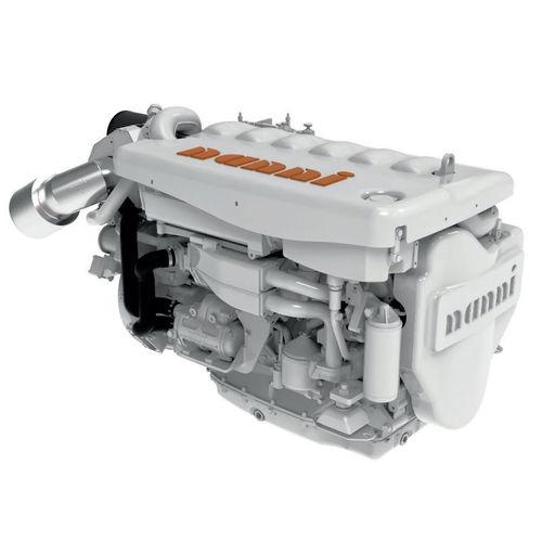 motor de centro / para barco profissional / a diesel / a turbo