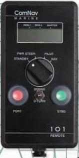 controle remoto para piloto automático