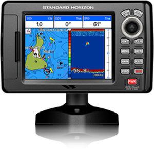 leitor de cartões / sonar de pesca / de radar / AIS