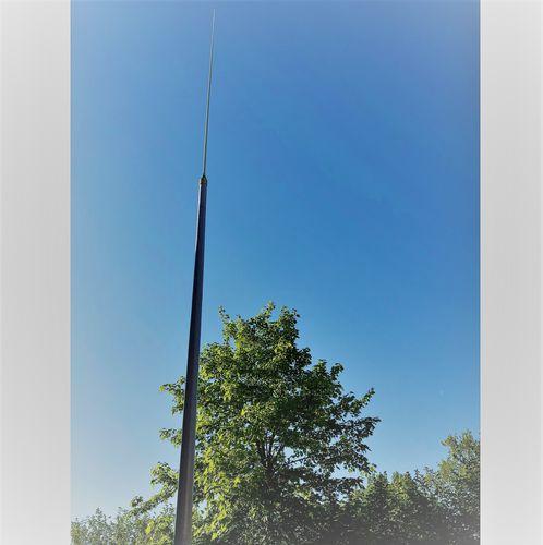 antena de alta frequência