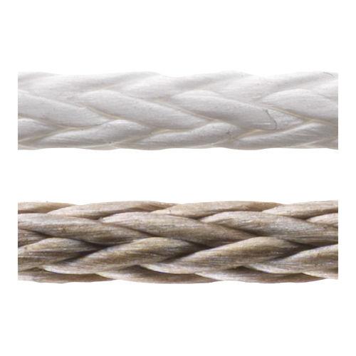 cabo náutico multiusos / com trançado simples / para veleiro clássico / alma em Dyneema®
