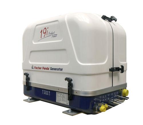 grupo gerador de energia para barco / para iate / para navio / a diesel