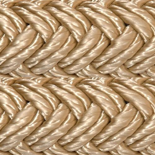 cabo de amarração / com trançado apertado / para veleiro / alma em poliéster