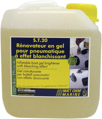 detergente para plásticos / multi-superfícies / para barco inflável / biodegradável