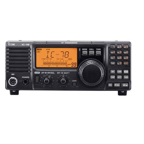 rádio para barco / fixo / de alta frequência / BLU