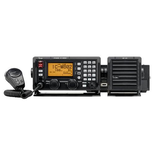 rádio náutico / fixo / de alta frequência