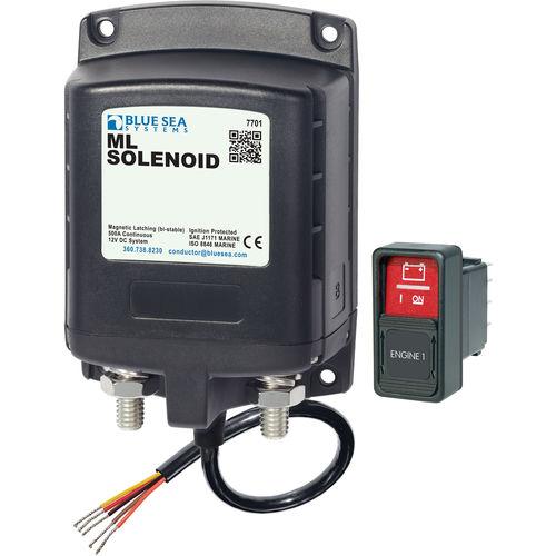 interruptor por solenóide