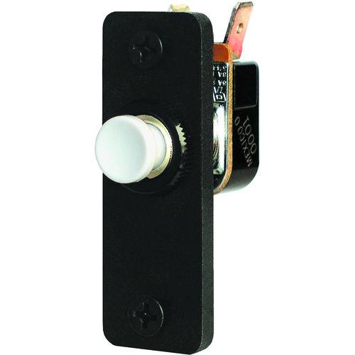 interruptor para barco / com botão de comando / para circuito elétrico