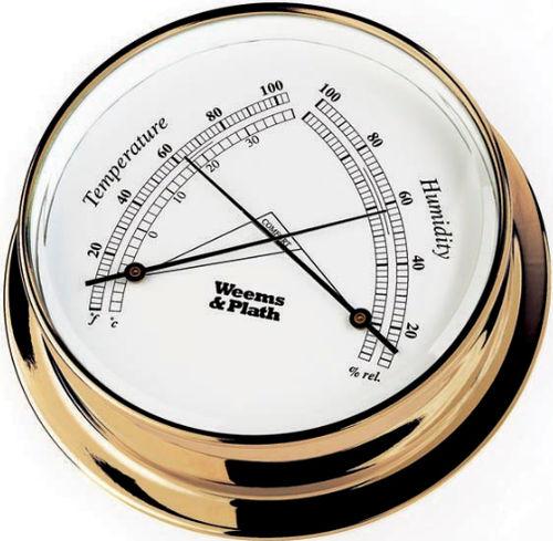 termômetro náutico