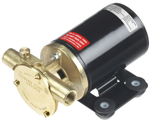 bomba para barco / de porão / para lavadora de alta pressão / de abastecimento
