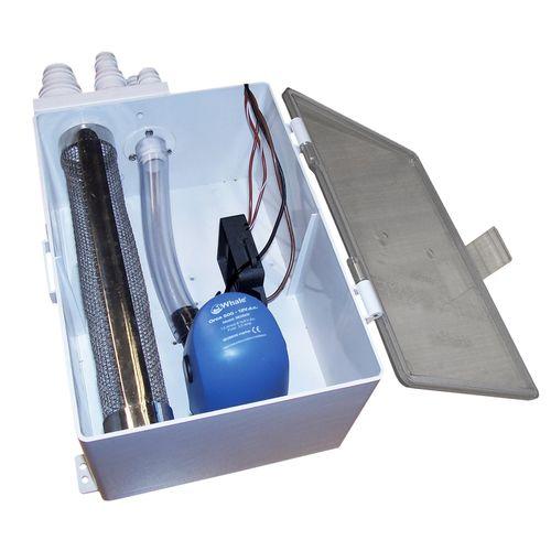 bomba para barco / de esvaziamento / para box de banheiro / para pia de cozinha