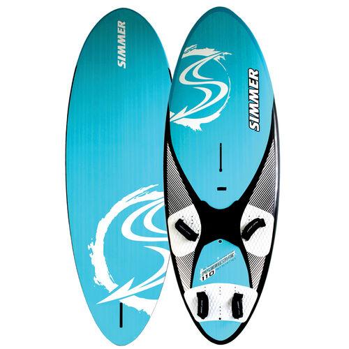 prancha de windsurf de Freeride