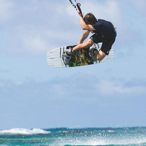 prancha de kitesurf twin-tips