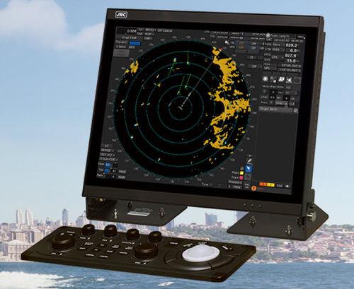 radar para navio / ARPA / com AIS / em cores