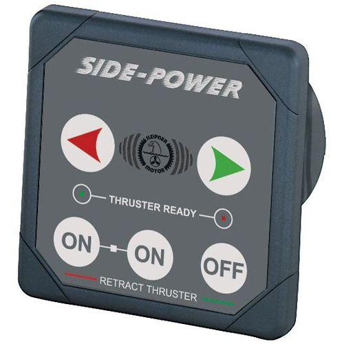 painel de comando para barco / para propulsor / com tela sensível ao toque