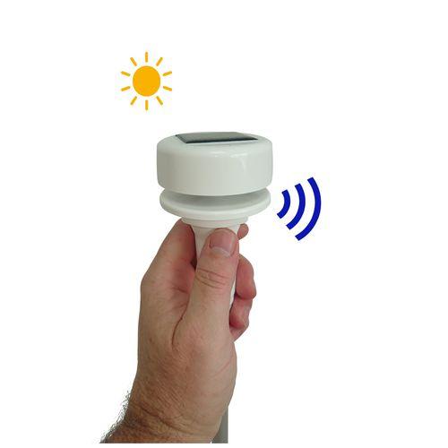 sensor anemômetro / para barco / com Bluetooth