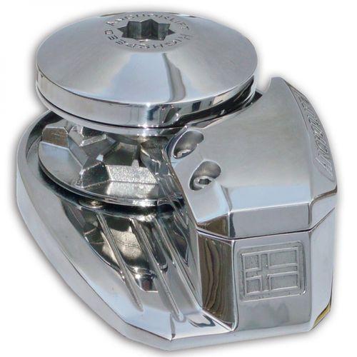 molinete elétrico / para barco / vertical / de tambor simples