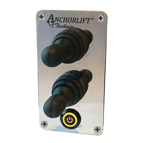 painel de comando para barco / para propulsor / com joystick