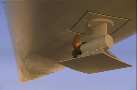 sistema de propulsão para barco / sob medida / com motor hidráulico