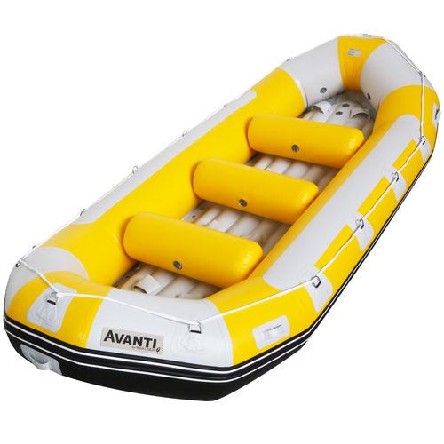 bote de rafting 11 lugares
