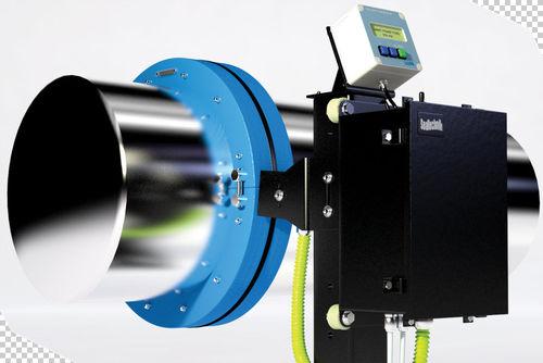 torquímetro para navio / para eixo de hélice
