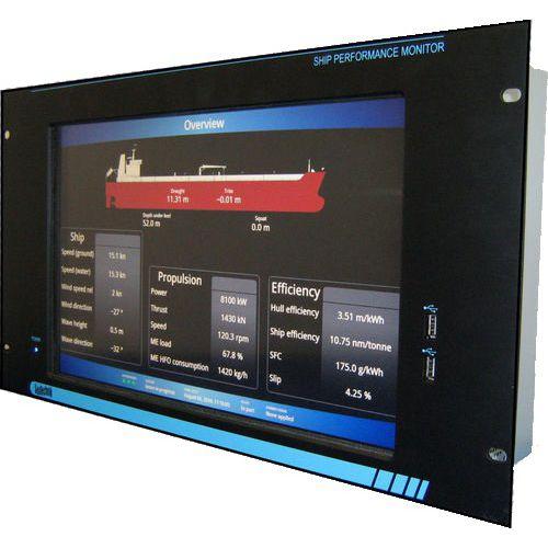 sistema de controle para navio