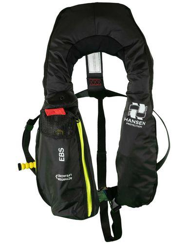 colete salva-vidas autoinflável