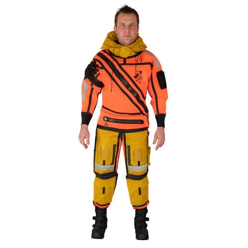 roupa completa para tripulante de helicóptero