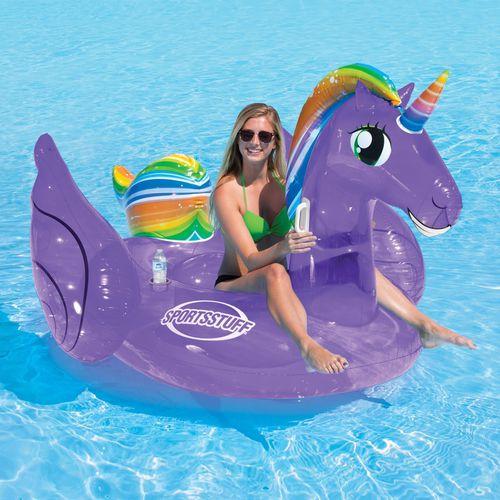 equipamento de diversão aquática boia / inflável