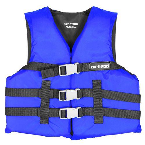 colete auxiliar de flutuação para esportes náuticos / de criança / em espuma