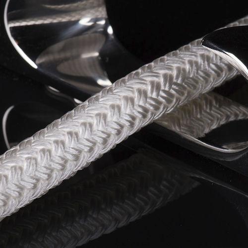 cabo de amarração / com trançado duplo / para veleiro / para barco
