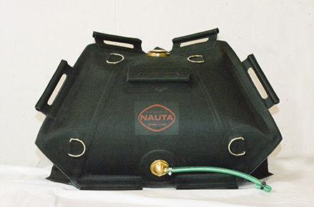 tanque de combustível / para barco / flexível / portátil