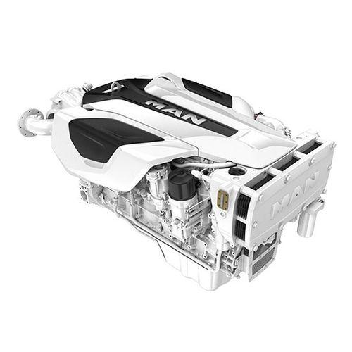 motor de centro / de recreio / a diesel / a turbo