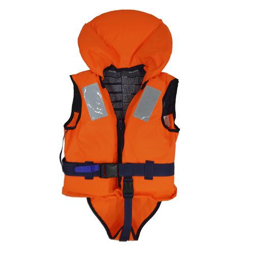 colete auxiliar de flutuação para esportes náuticos / unissexo / em espuma