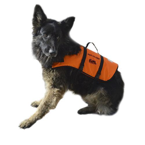 colete auxiliar de flutuação para esportes náuticos / para animal doméstico / em espuma