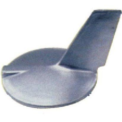 ânodo de sacrifício para barco / em zinco