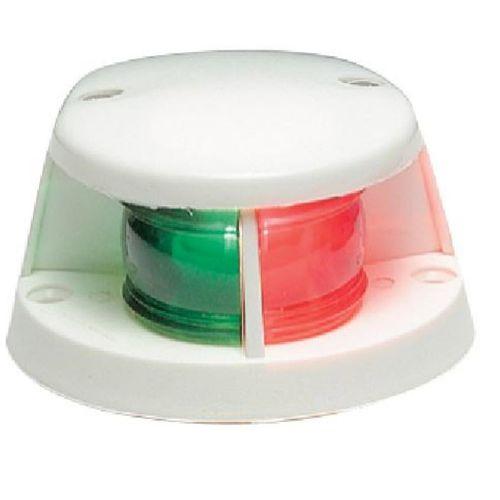 luz de navegação para barco / de LED / para lâmpada incandescente / vermelha