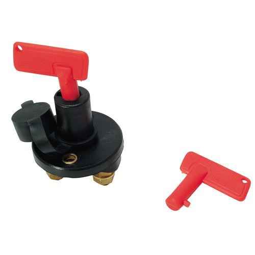 interruptor de bateria com chave