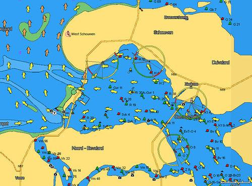 mapa digital / 3D