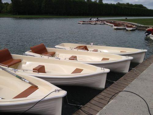 barco a remo clássico