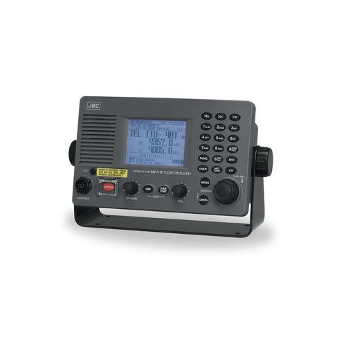 rádio náutico / para navio / FM / de alta frequência