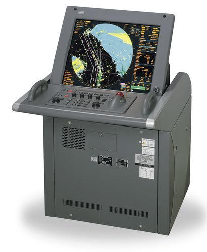 radar para navio / ATA / com ECDIS / em cores